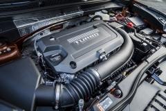 2019 Cadillac XT4 Sport - Engine Bay - Seattle Media Drive - September 2018 002