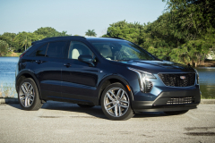 2019-Cadillac-XT4-Sport-Exterior-Day-009-front-three-quarters-CS-Garage