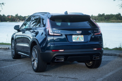 2019-Cadillac-XT4-Sport-Exterior-Day-017-rear-three-quarters-CS-Garage