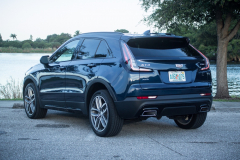 2019-Cadillac-XT4-Sport-Exterior-Day-021-rear-three-quarters-CS-Garage