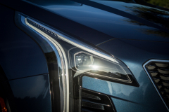 2019-Cadillac-XT4-Sport-Exterior-Day-026-headlight-CS-Garage