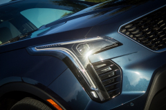 2019-Cadillac-XT4-Sport-Exterior-Day-027-headlight-CS-Garage