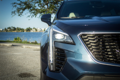 2019-Cadillac-XT4-Sport-Exterior-Day-028-headlight-CS-Garage