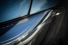 2019-Cadillac-XT4-Sport-Exterior-Day-030-Cadillac-script-in-headlight-housing-CS-Garage