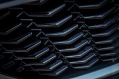 2019-Cadillac-XT4-Sport-Exterior-Day-040-grille-detail-V-shape-CS-Garage