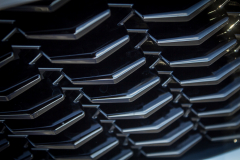 2019-Cadillac-XT4-Sport-Exterior-Day-041-grille-detail-V-shape-CS-Garage