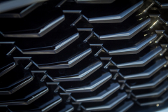 2019-Cadillac-XT4-Sport-Exterior-Day-042-grille-detail-V-shape-CS-Garage