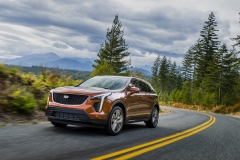 2019 Cadillac XT4 Sport - Exterior - Seattle Media Drive - September 2018 001