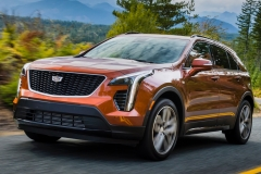 2019 Cadillac XT4 Sport - Exterior - Seattle Media Drive - September 2018 002