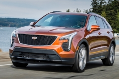 2019 Cadillac XT4 Sport - Exterior - Seattle Media Drive - September 2018 004