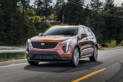 2019 Cadillac XT4 Sport - Exterior - Seattle Media Drive - September 2018 005