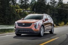 2019 Cadillac XT4 Sport - Exterior - Seattle Media Drive - September 2018 005