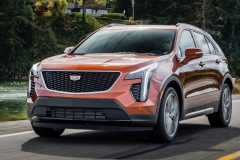 2019 Cadillac XT4 Sport - Exterior - Seattle Media Drive - September 2018 006