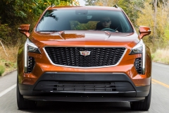 2019 Cadillac XT4 Sport - Exterior - Seattle Media Drive - September 2018 008