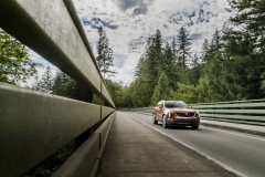 2019 Cadillac XT4 Sport - Exterior - Seattle Media Drive - September 2018 009