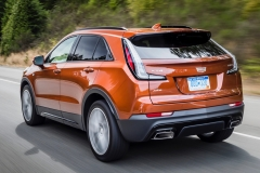 2019 Cadillac XT4 Sport - Exterior - Seattle Media Drive - September 2018 012