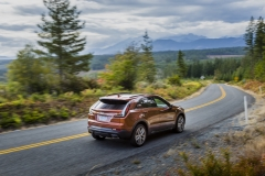 2019 Cadillac XT4 Sport - Exterior - Seattle Media Drive - September 2018 013