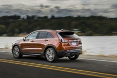 2019 Cadillac XT4 Sport - Exterior - Seattle Media Drive - September 2018 015