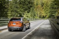 2019 Cadillac XT4 Sport - Exterior - Seattle Media Drive - September 2018 017