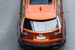 2019 Cadillac XT4 Sport - Exterior - Seattle Media Drive - September 2018 023