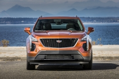 2019 Cadillac XT4 Sport - Exterior - Seattle Media Drive - September 2018 024