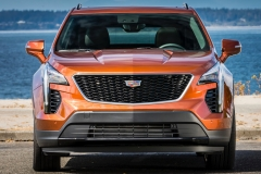 2019 Cadillac XT4 Sport - Exterior - Seattle Media Drive - September 2018 025