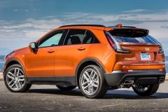 2019 Cadillac XT4 Sport - Exterior - Seattle Media Drive - September 2018 027