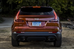 2019 Cadillac XT4 Sport - Exterior - Seattle Media Drive - September 2018 032