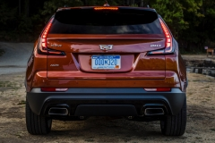 2019 Cadillac XT4 Sport - Exterior - Seattle Media Drive - September 2018 033