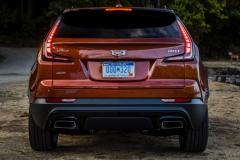 2019 Cadillac XT4 Sport - Exterior - Seattle Media Drive - September 2018 033