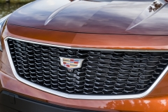 2019 Cadillac XT4 Sport - Exterior - Seattle Media Drive - September 2018 034