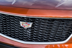 2019 Cadillac XT4 Sport - Exterior - Seattle Media Drive - September 2018 035