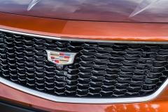 2019 Cadillac XT4 Sport - Exterior - Seattle Media Drive - September 2018 035