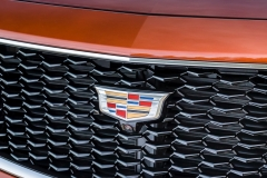 2019 Cadillac XT4 Sport - Exterior - Seattle Media Drive - September 2018 036