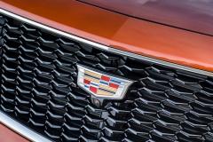 2019 Cadillac XT4 Sport - Exterior - Seattle Media Drive - September 2018 037