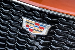2019 Cadillac XT4 Sport - Exterior - Seattle Media Drive - September 2018 038