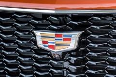 2019 Cadillac XT4 Sport - Exterior - Seattle Media Drive - September 2018 039
