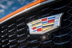 2019 Cadillac XT4 Sport - Exterior - Seattle Media Drive - September 2018 041