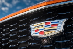 2019 Cadillac XT4 Sport - Exterior - Seattle Media Drive - September 2018 042