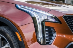 2019 Cadillac XT4 Sport - Exterior - Seattle Media Drive - September 2018 043