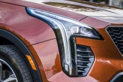 2019 Cadillac XT4 Sport - Exterior - Seattle Media Drive - September 2018 043
