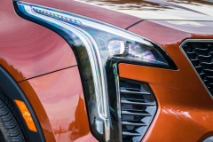 2019 Cadillac XT4 Sport - Exterior - Seattle Media Drive - September 2018 044