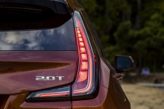 2019 Cadillac XT4 Sport - Exterior - Seattle Media Drive - September 2018 047