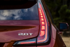 2019 Cadillac XT4 Sport - Exterior - Seattle Media Drive - September 2018 049