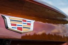 2019 Cadillac XT4 Sport - Exterior - Seattle Media Drive - September 2018 055