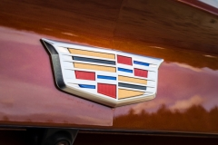2019 Cadillac XT4 Sport - Exterior - Seattle Media Drive - September 2018 057