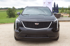 2019-Cadillac-XT4-Sport-Exterior-in-Stellar-Black-Metallic-at-Cadillac-Event-001-front-end