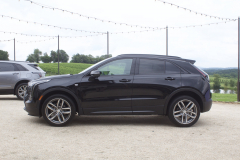 2019-Cadillac-XT4-Sport-Exterior-in-Stellar-Black-Metallic-at-Cadillac-Event-004-side-profile