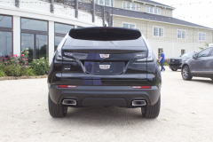2019-Cadillac-XT4-Sport-Exterior-in-Stellar-Black-Metallic-at-Cadillac-Event-007-rear-end