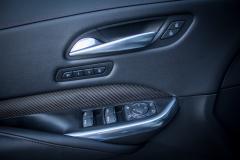 2019-Cadillac-XT4-Sport-Interior-Door-Panel-008-door-handle-seat-memory-settings-and-window-lock-panel-CS-Garage